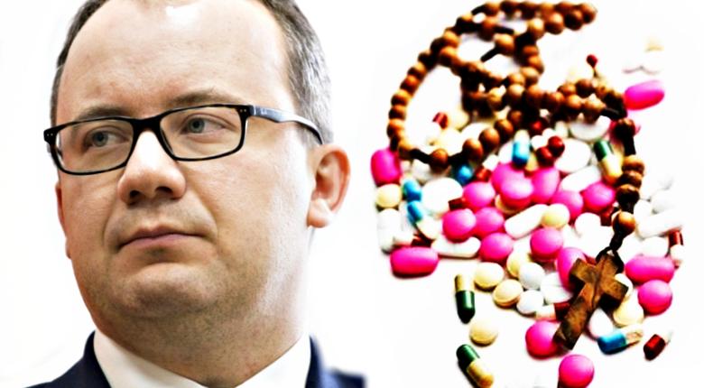 Adam Bodnar: klauzula sumienia wśród farmaceutów sprzeczna z prawem