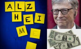 Lek na Alzheimera? Bill Gates zapłaci 50 milionów dolarów za badania