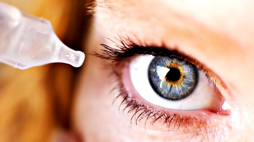 Uwaga! Popularne krople do oczu wycofane z obrotu