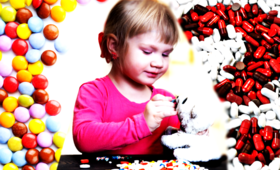 Leki to nie cukierki – dzieciom mogą szkodzić bardziej niż dorosłym!