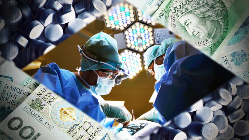 Od września leki dla chorych po przeszczepach będą kosztować 2,5 tys. zł!