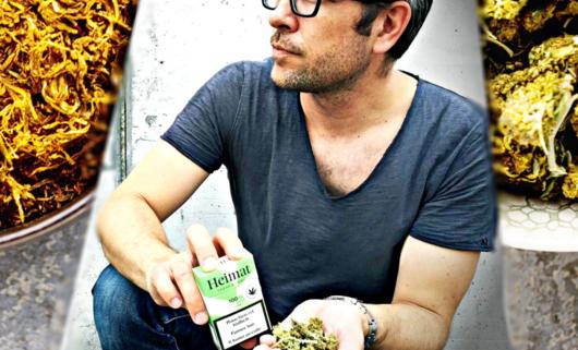 Pierwsze na świecie papierosy z marihuaną - sposób na walkę z depresją?