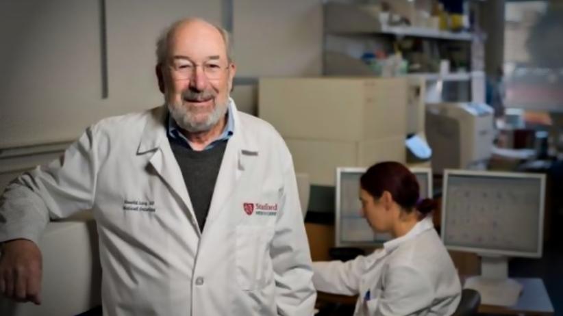 Szczepionka na raka, nowotwór, onkologia, prof. Ronald Levy, Stanford University