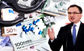 Zbigniew Ziobro, mafia lekowa, nielegalny wywóz leków za granicę