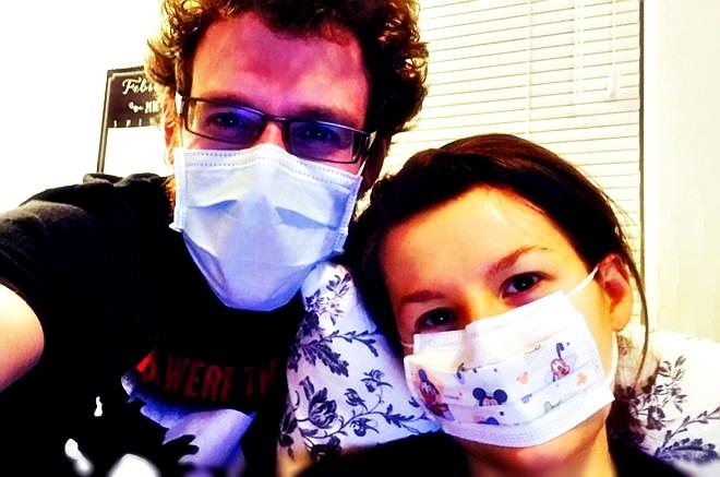 alergia na męża