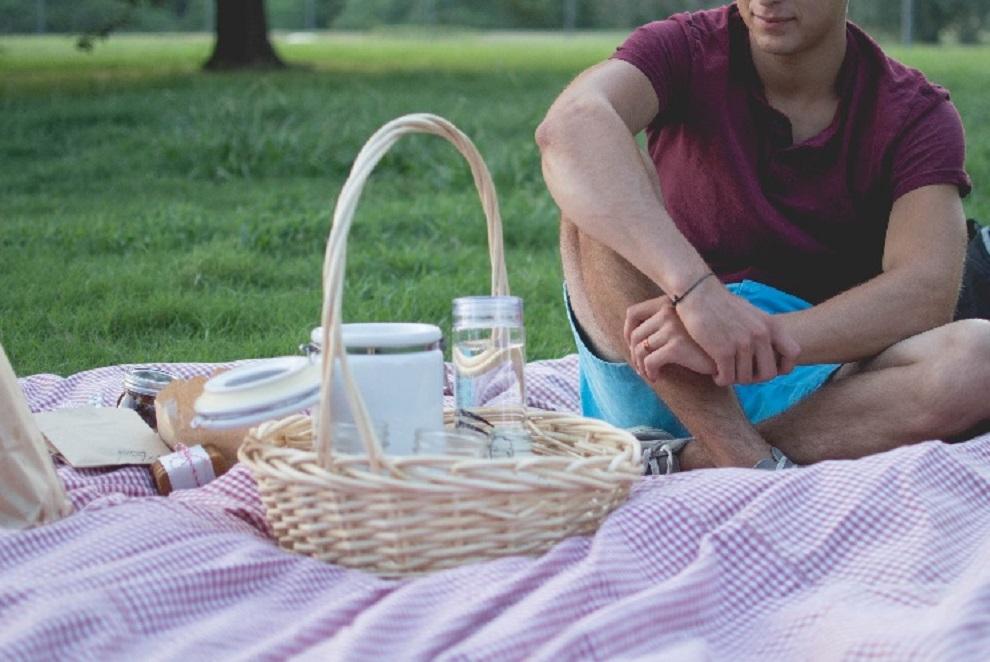 kosz piknik duze