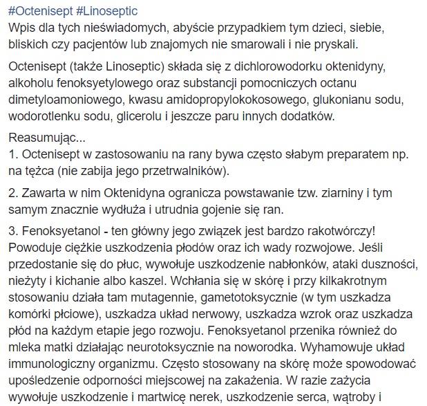 post octenisept