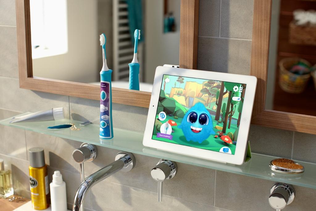 Sonicare For Kids - dobre nawyki od dziecka2