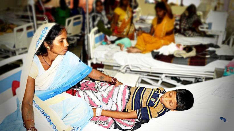 60 dzieci zmarło - szpital nie zapłacił rachunków za dostawę tlenu