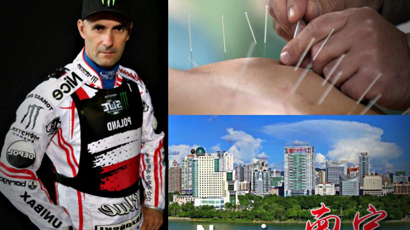 Akupunktura szansą dla Tomasza Golloba? Poleci na leczenie do Chin