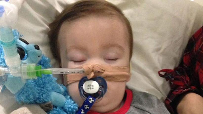 Alfie Evans, chłopiec skazany na eutanazję