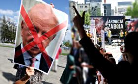 Protest przeciwko nominowaniu Chazana na konsultanta ds. ginekologii
