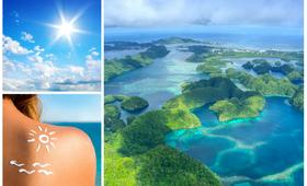 Rafy koralowe a kremy przeciwsłoneczne