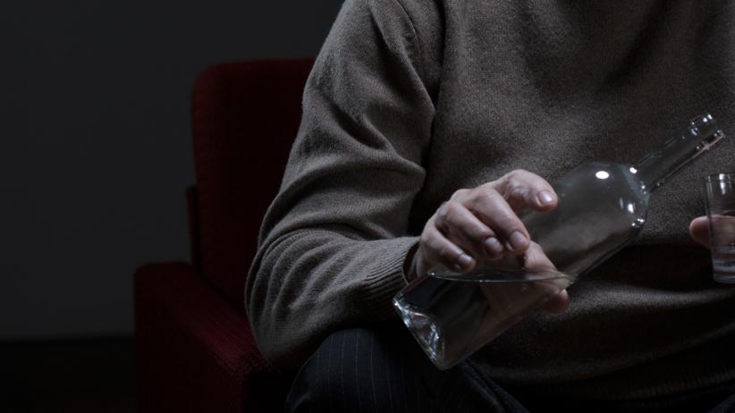 Alkohol - nadmierne spożycie