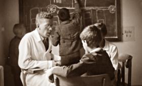 Dr Hans Asperger pomagał nazistom. Mroczna przeszłość słynnego lekarza