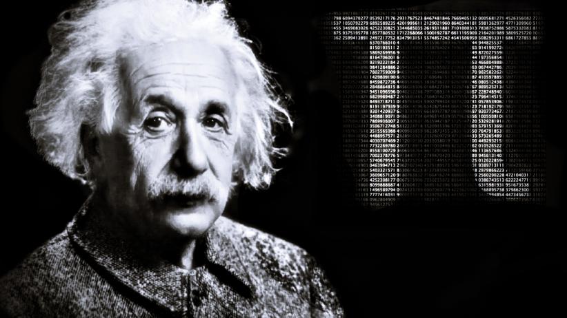 Einstein urodził się w Dzień Liczby Pi. Co o niej wiemy?