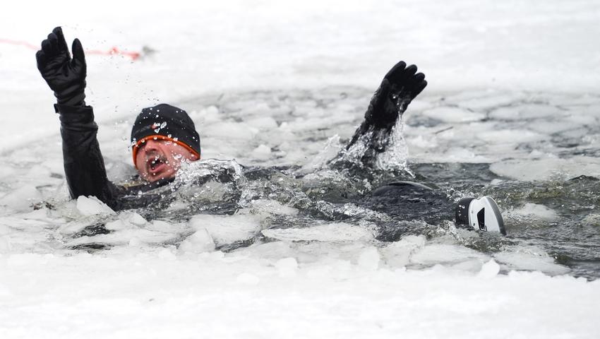 Hipotermia: co się dzieje, gdy ciało zamarza? Pierwsza pomoc