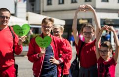 Niepełnosprawni, Bydgoszcz, protest, list otwarty do Jarosława Kaczyńskiego
