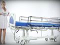 Łóżko, które zabija bakterie. Polski wynalazek pomoże wielu chorym!