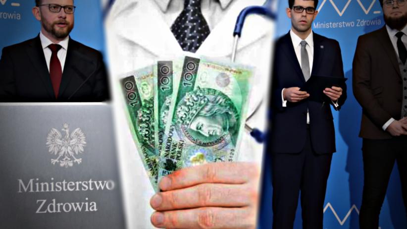 Ministerstwo Zdrowia: Od lipca rezydenci mają zarabiać powyżej 4 tys. zł!