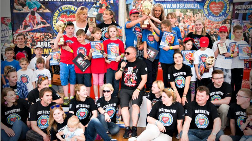 WOŚP bije rekord Guinnessa i ogłasza temat zbiórki w 2018