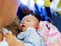 Noworodek, dziecko, samolot, choroby serca, podróż lotnicza