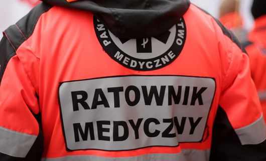 Ratownicy medyczni protestują. Chcą podwyżek