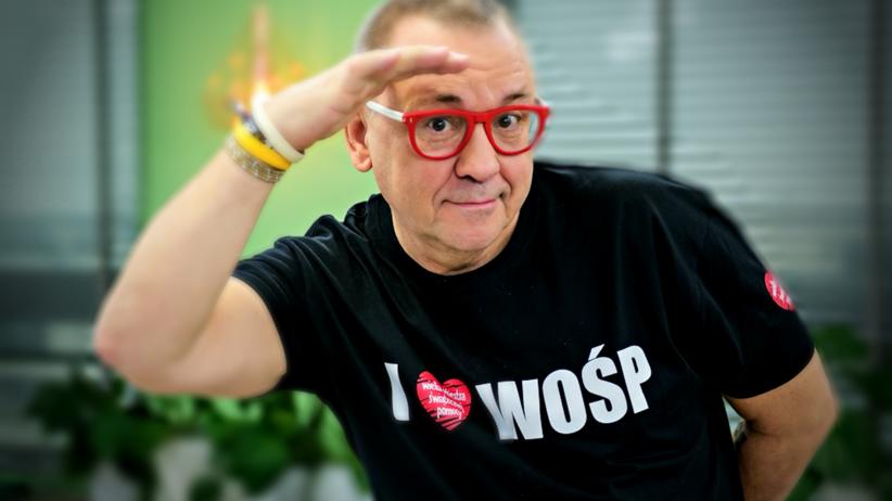 Jurek Owsiak pomoże niepełnosprawnym, strajk niepełnosprawnych