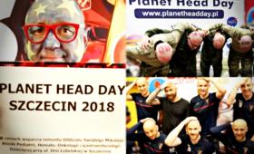 Ogolili głowy, by pomóc dzieciom chorym na nowotwory