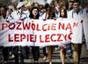 Po serii zgonów na wielogodzinnych dyżurach lekarze ogłaszają protest głodowy
