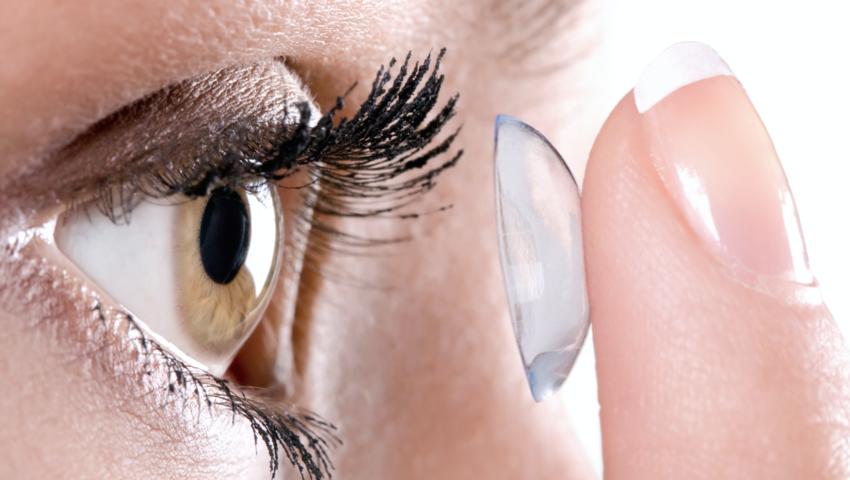 Soczewki kontaktowe: 28 lat ze szkłem kontaktowym w oku