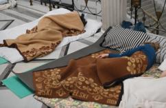Strajk Niepełnosprawnych w Sejmie