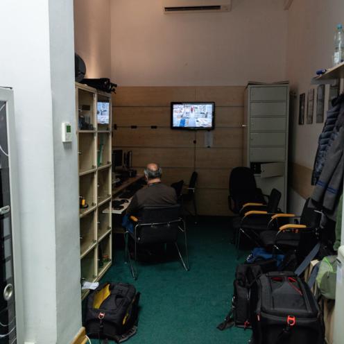 Protest Niepełnosprawnych: Sejm udostępnił pomieszczenie dla rehabilitantów