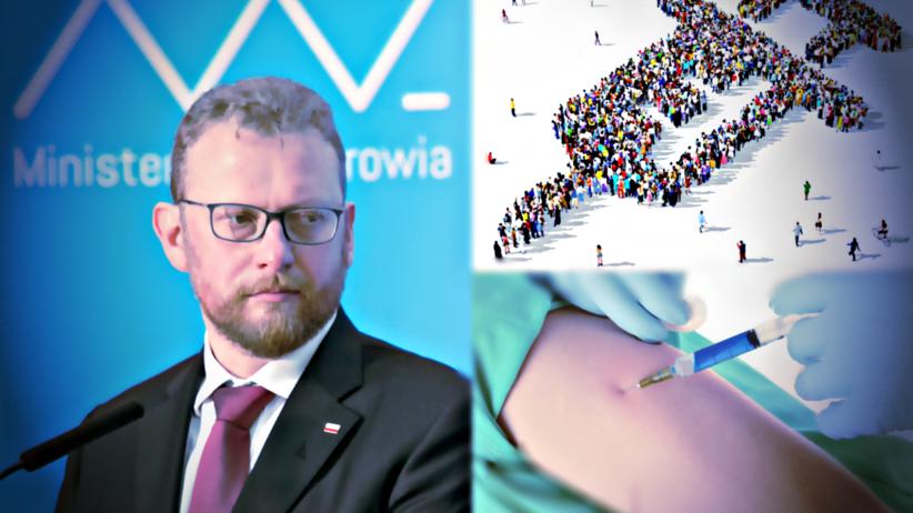 Wojna o szczepionki: minister zdrowia przeciwko projektowi antyszczepionkowców