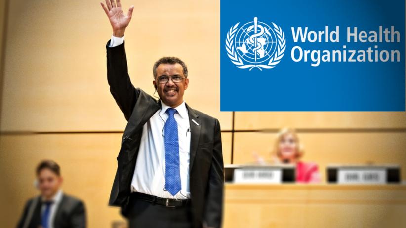 Tedros Adhanom Ghebreyesus nowym przewodniczącym WHO