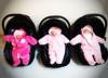 W Elblągu urodziły się trojaczki: Basia, Ania i Hania