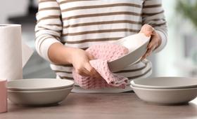 Ścierki kuchenne siedliskiem bakterii
