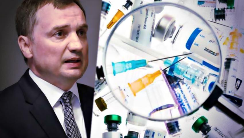 Zbigniew Ziobro kazał wszcząć śledztwo ws. wadliwych szczepionek