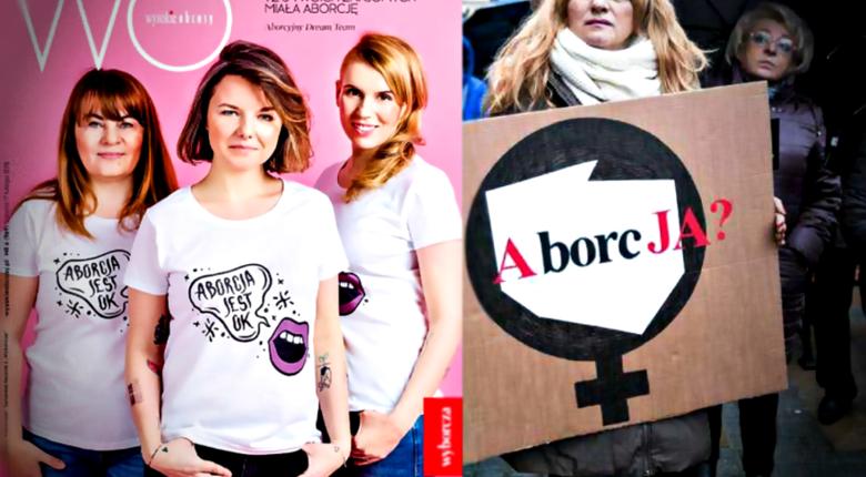 Aborcja jest OK? Burza w sieci po kontrowersyjnym ujęciu tematu tabu