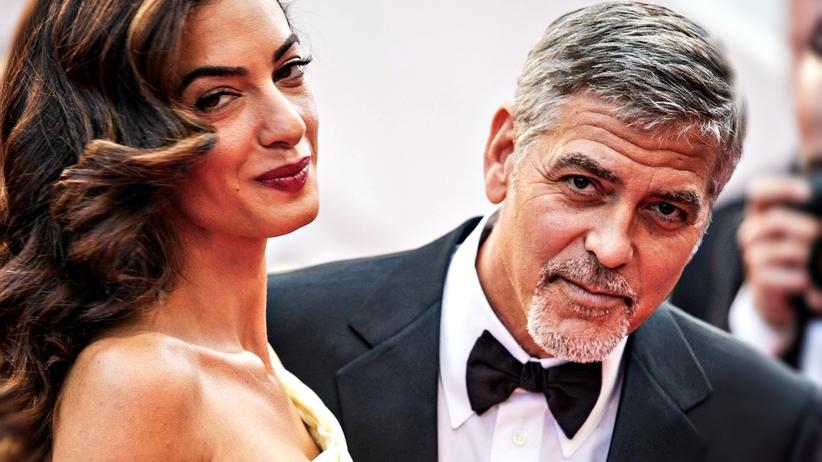 Pan i Pani Clooney zostali rodzicami bliźniąt