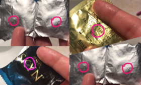 Uwaga na... dziurawe prezerwatywy! Ktoś je celowo uszkadza?