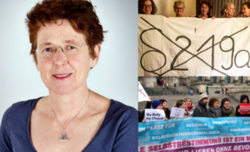 Kristina Hänel/Zakaz reklamowania aborcji