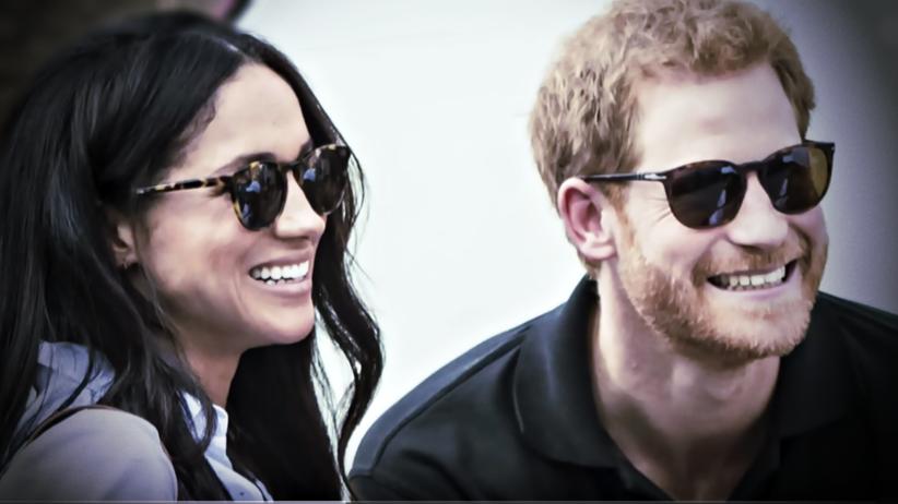 ON i ONA: Książę Harry i Meghan Markle opowiadają o swoim związku