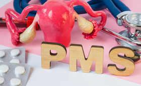 PMS to zespół nieprzyjemnych objawów występujących przed miesiączką