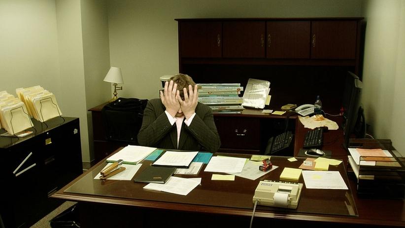 Masz dość swojej pracy? To może być syndrom wypalenia zawodowego