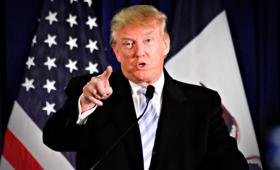Psycholog z Oxfordu: Trump ma więcej cech psychopatycznych niż Hitler