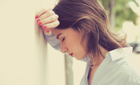 Stres, kobieta