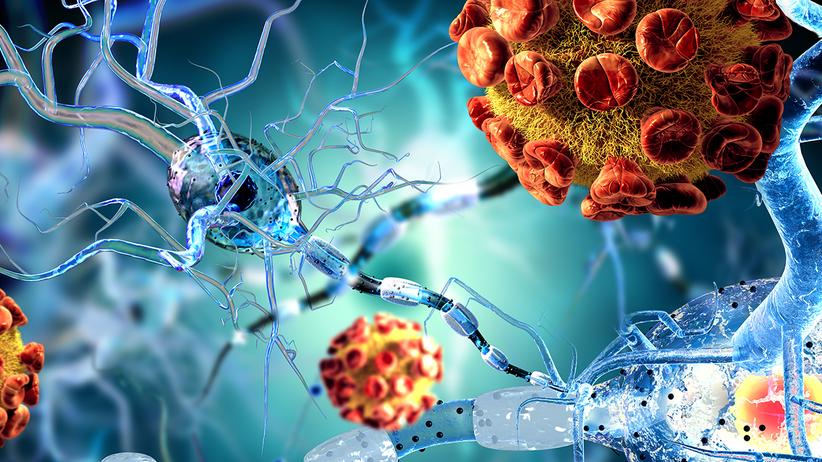 Mikroby powodują depresję