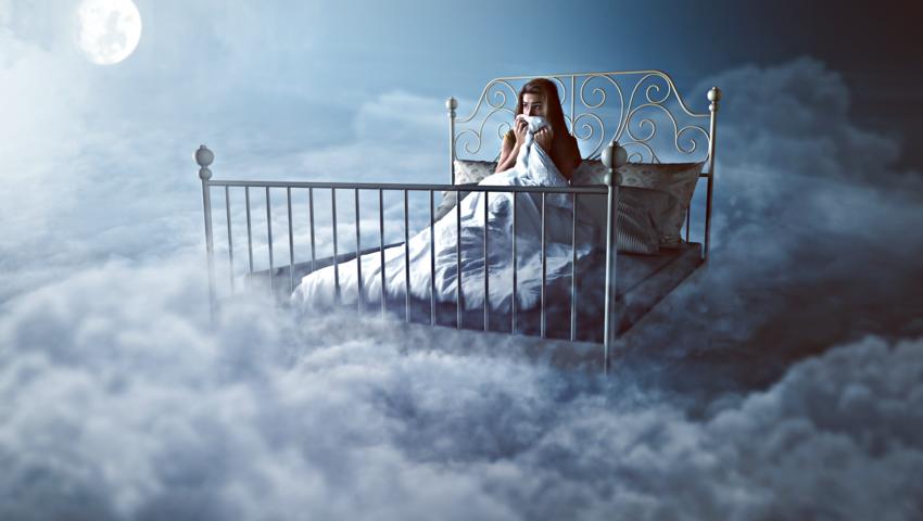 Sen, sny, zapamiętywanie snów, witamina B6