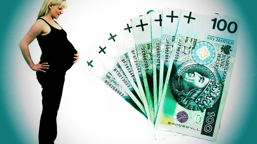 Jesteś w ciąży? Stan Twojego konta może mieć wpływ na płeć dziecka!